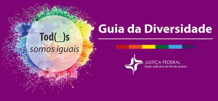 JFRJ lança Guia da Diversidade