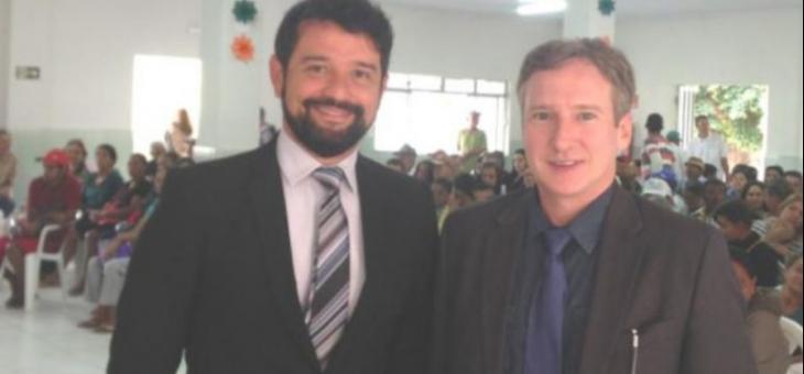 Juízes federais Daniel Castelo Branco Ramos Vladimir Vitovsky