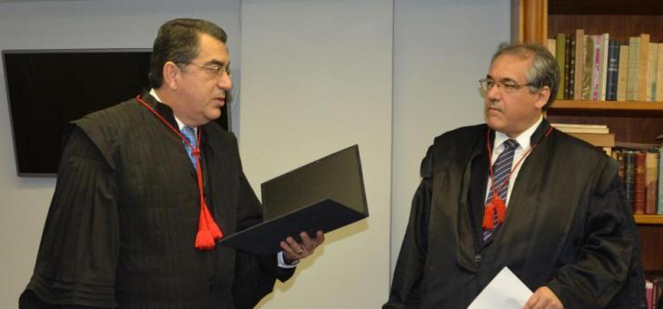 Juiz Federal Alcides Martins Ribeiro Filho toma posse como desembargador federal no TRF2