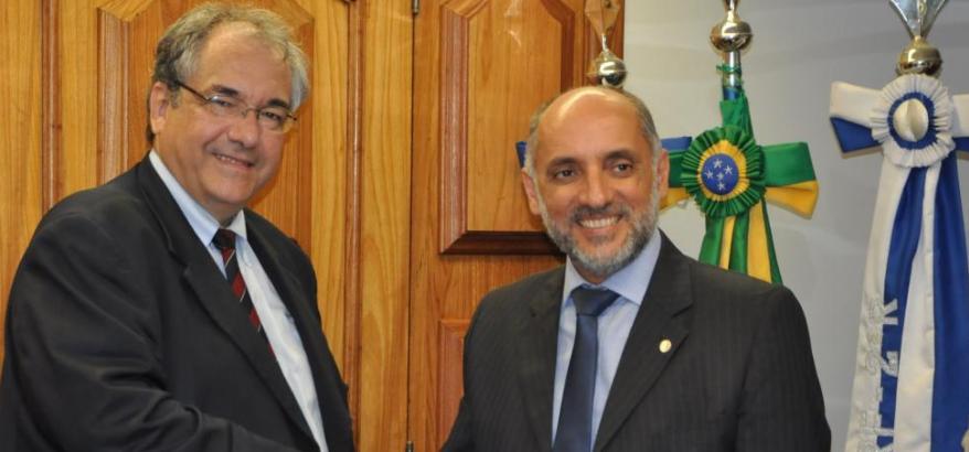 André Fontes e David Anthony Gonçalves Alves