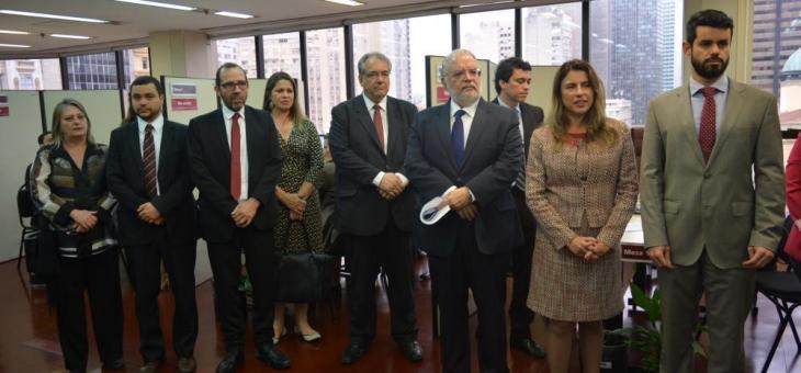 Cerimônia de abertura da Semana de Conciliação na Segunda Região reúne desembargadores, juízes federais e outras autoridades