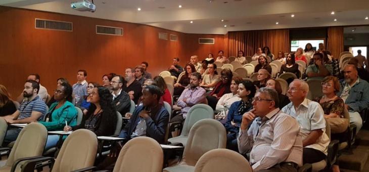 JFRJ: servidores das varas cíveis participam de palestra sobre o novo sistema processual e-Proc