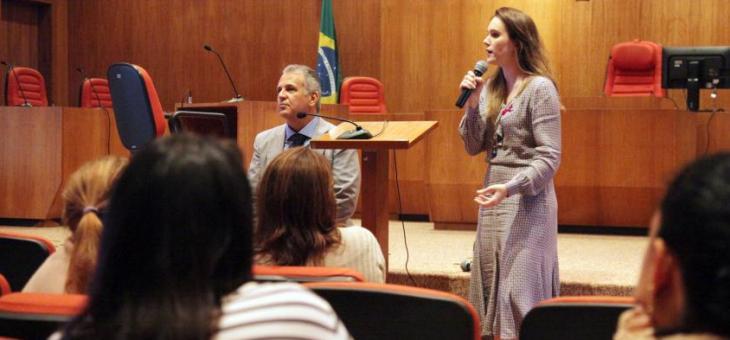Os juízes federais Débora Valle de Brito e José Eduardo Nobre Matta , da 9ª Vara Federal Criminal