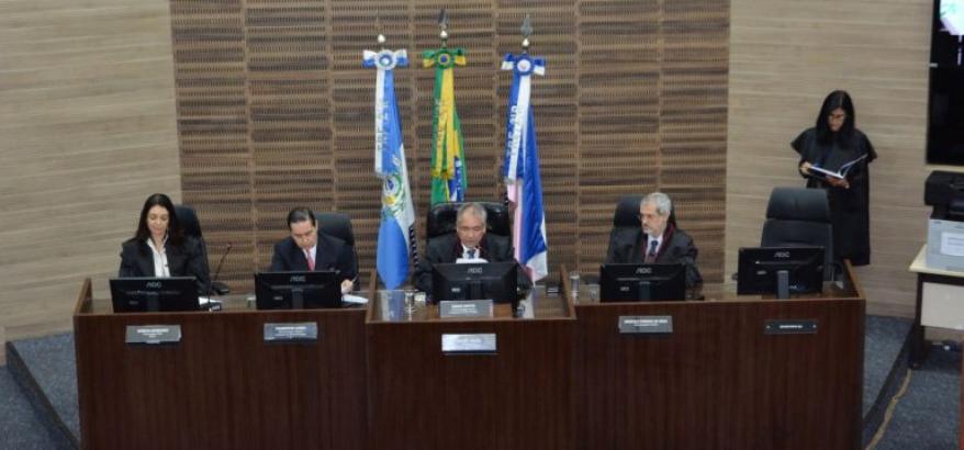 Márcia Morgado, Thompson Flores, André Fontes e Marcelo Pereira da Silva