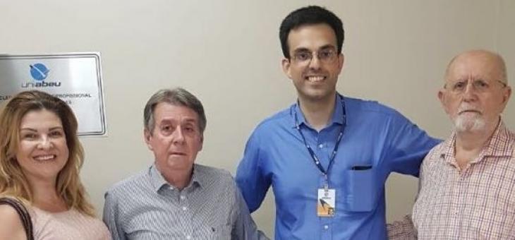 Presidente da Subcomissão de Acessibilidade do TRF2 palestra na Baixada Fluminense