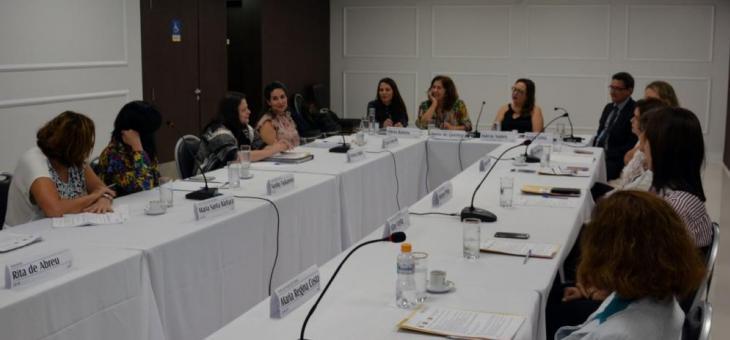 Reunião dos diretores das escolas judiciárias da Região Sudeste