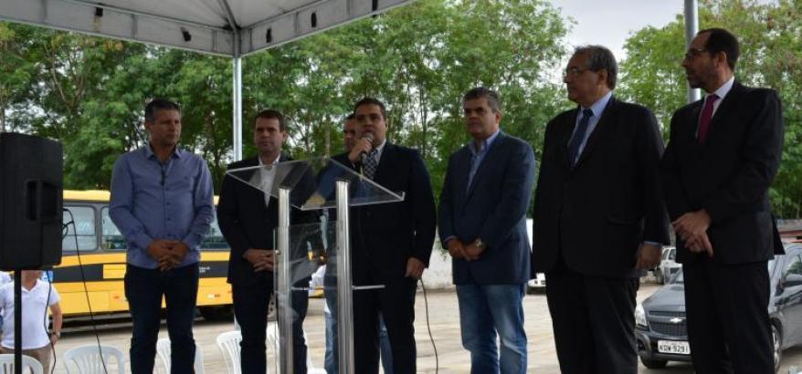 TRF2, SPU e Prefeitura de Duque de Caxias formalizam cessão de terreno para sede da Justiça Federal no município