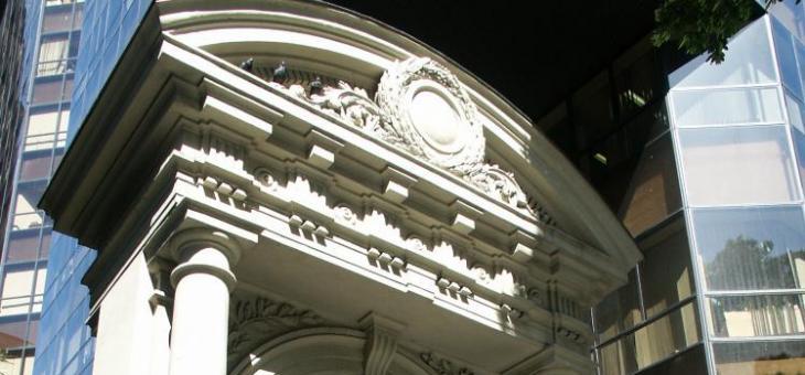 Forum da Av. Rio Branco - detalhe
