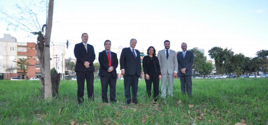 Presidentes do TRF2 e da OAB de Volta Redonda tratam de construção da Subseção Judiciária no município