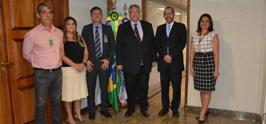 TRF2 e Prefeitura de Itaboraí assinam documento de doação de terreno para construção de nova sede da Justiça Federal