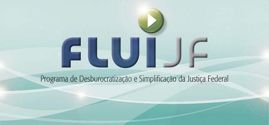 Logomarca do Flui
