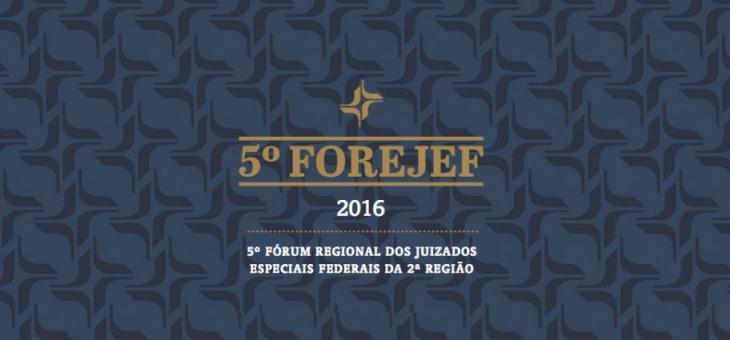 5º Fórum Regional dos Juizados Especiais da 2a Região - Parte II