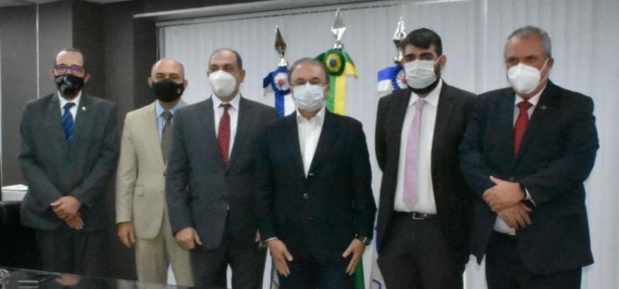 Osair Victor de Oliveira Junior, Theophilo Miguel, Messod Azulay, Fernando Jordão, Erick Halpern e Luís Carlos Elias
